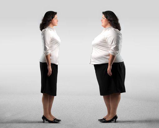 Избыточный и нормальный вес
