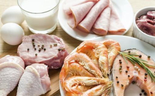 Меню для белковой диеты для похудения