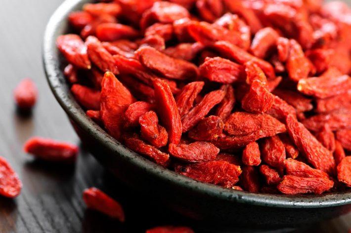 Диета на ягодах годжи. Как максимально похудеть употребяя годжи