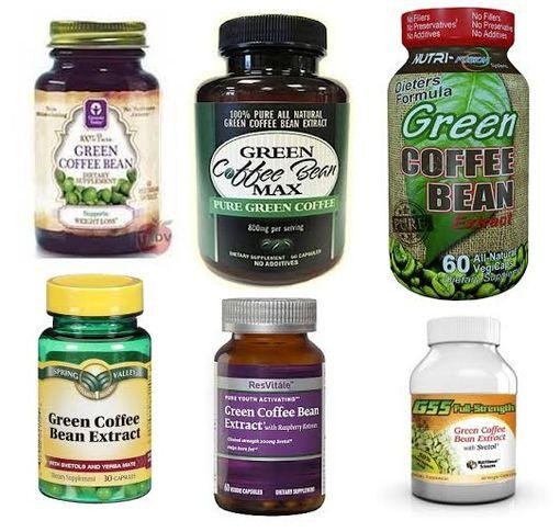 Производители капсул зеленого кофе