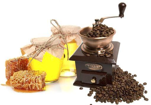 Обертывание с кофе и медом для красоты тела