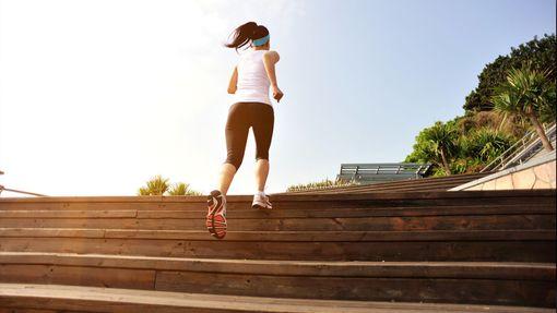как бегать по лестнице чтобы похудеть