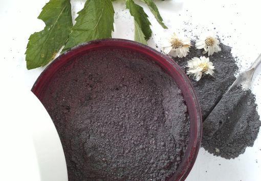 Черная глина для борьбы с целлюлитом