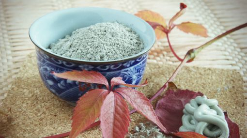 Применение глины для похудения