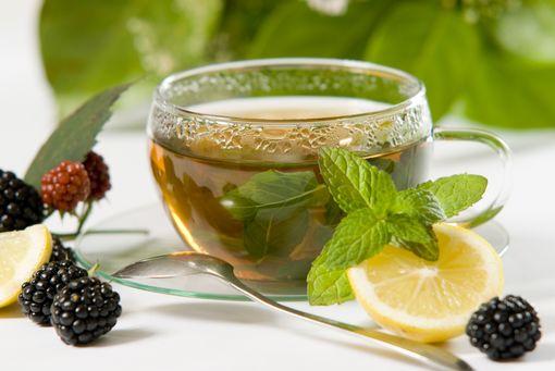 Зеленый чай для бегуний