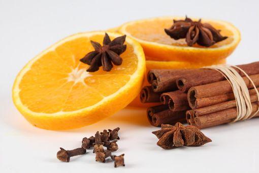 Корица и апельсин от целлюлита