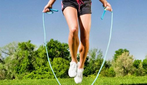 Сколько по времени прыгать на скакалке для похудения
