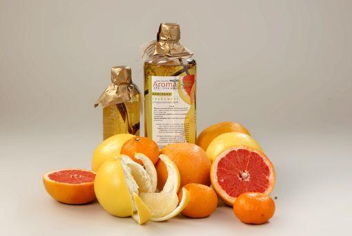 Антицеллюлитное масло с цитрусами