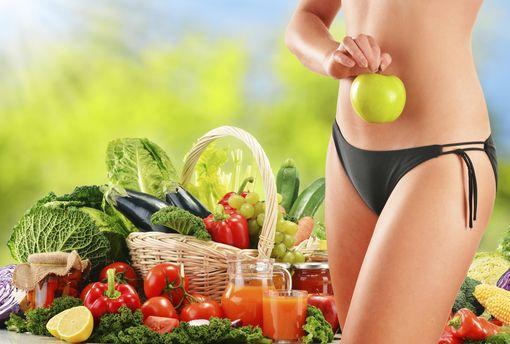 Правильное питание спасет от целлюлита