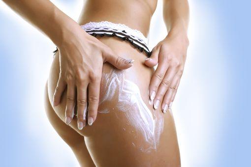 Эффект крема от целлюлита