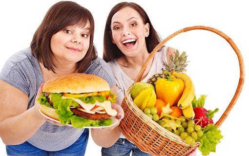 Здоровое питание без вреда здоровью и лишнего веса