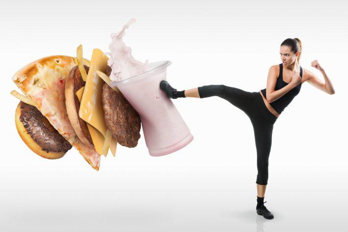 как быстро похудеть за 2 дня
