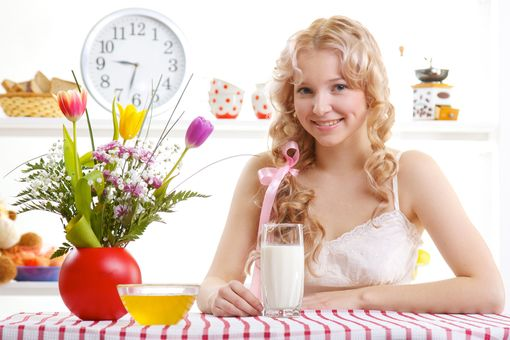 Правильное питание - кефирная диета