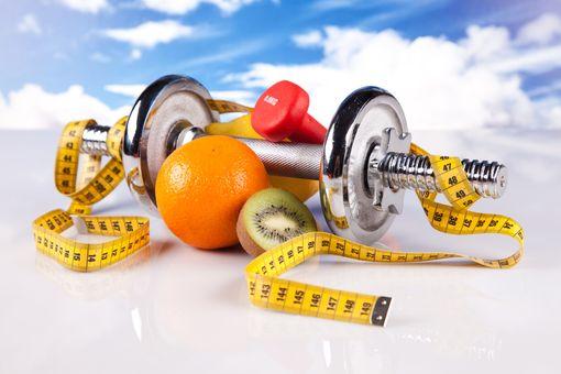 Занятия спортом и питание
