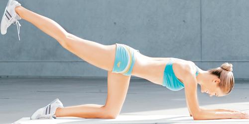 Упражнение от целлюлита