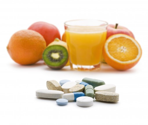 Витамины для красоты тела