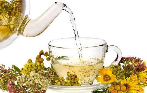 Аптечный травяной чай