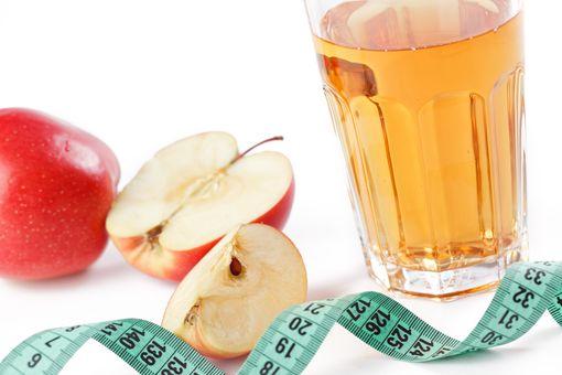 Как пить яблочный уксус для похудения правильно