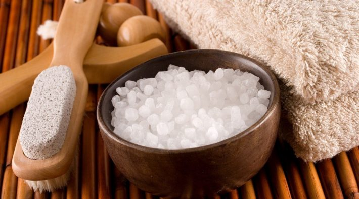 соль от растяжек