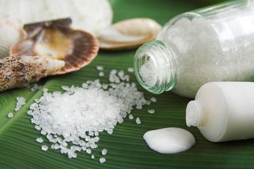 Соляной скраб