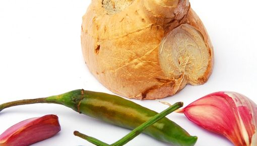 Имбирь и перец