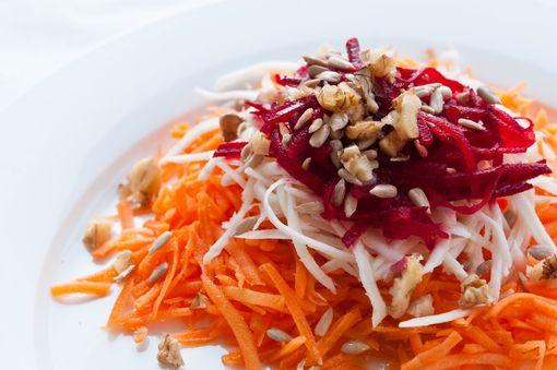 Ча морковный салат вкусный фото я покажу салат
