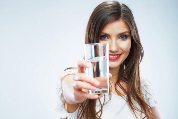 как похудеть с помощью воды за неделю1
