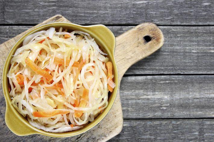 Квашеная капуста при похудении: рацион питания, рецепты блюд, противопоказания, отзывы