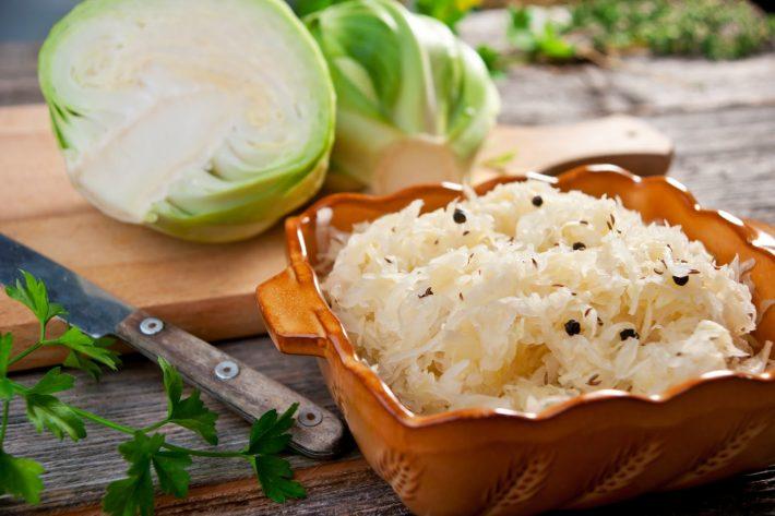Можно ли есть квашеную капусту при похудении?