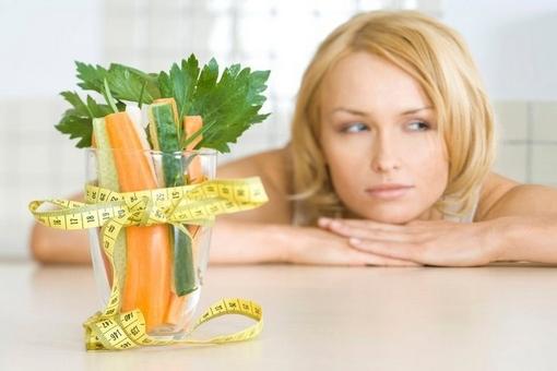 Меню для похудения на неделю