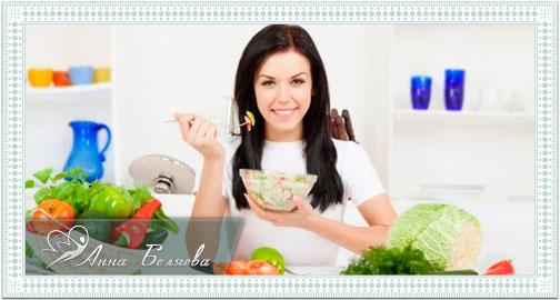 Диеты эффективные для похудения живота