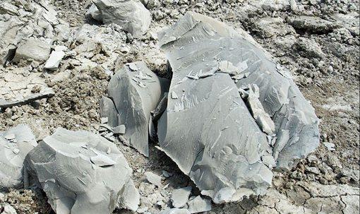 месторождения голубой глины