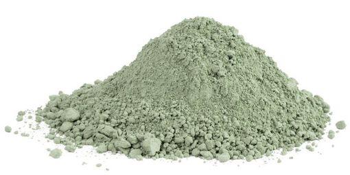 порошок голубой глины