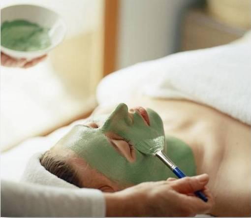 зеленая глина в косметологии