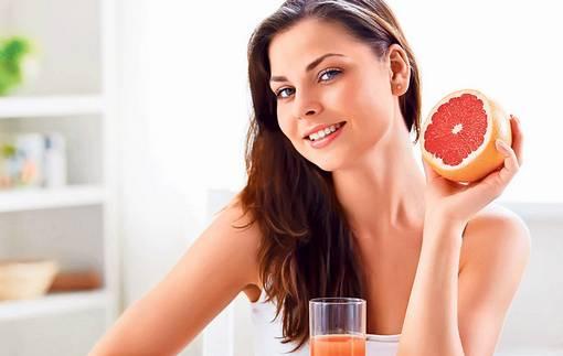 ем грейпфрут для похудения