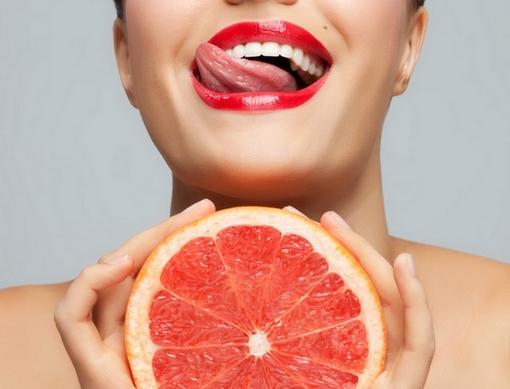 грейпфрут - это вкусно