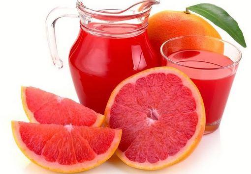 грейпфрутовый фреш для похудения