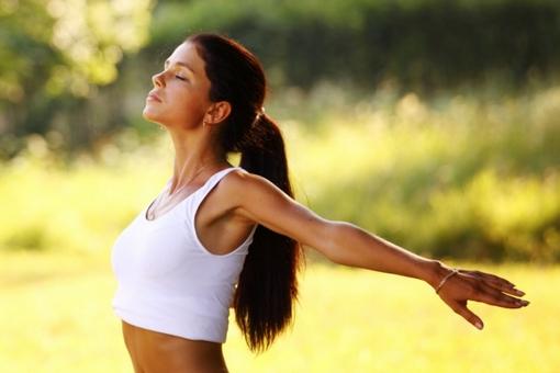 занятия дыхательной гимнастикой