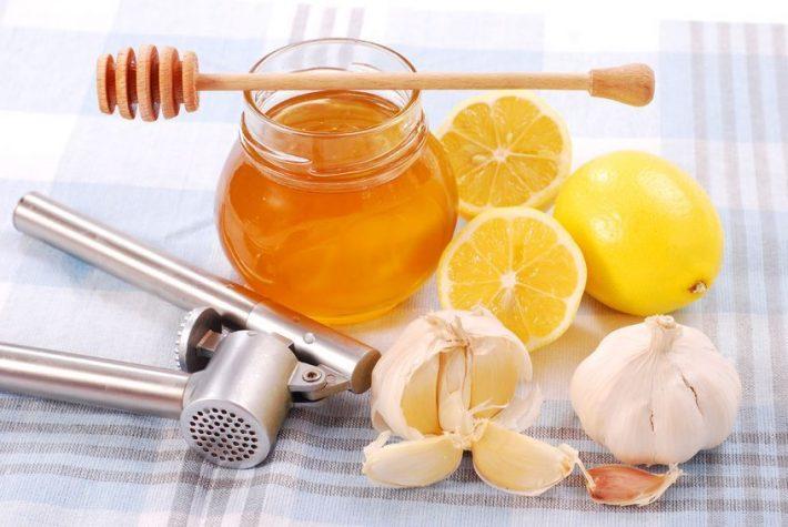 чеснок и лимон для очищения крови