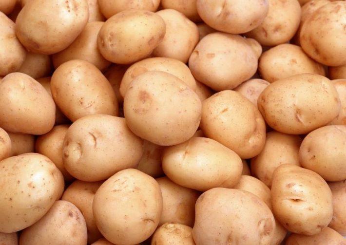 картошка для очищения крови