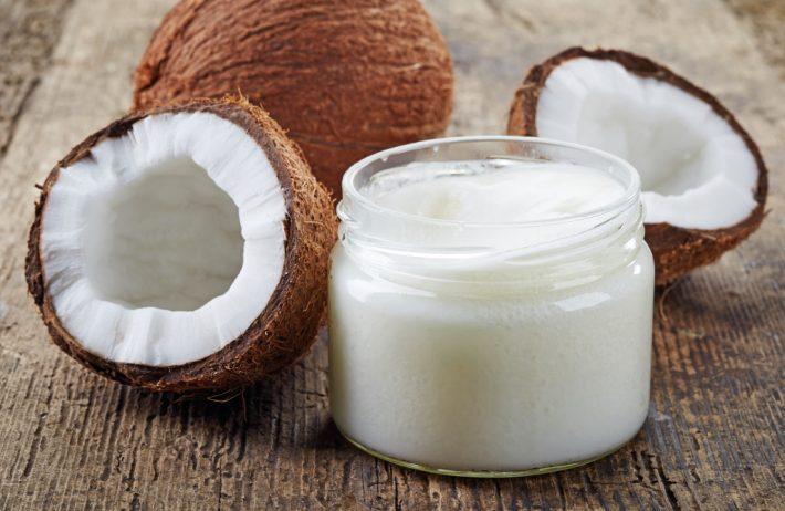кокосовое масло от ожогов