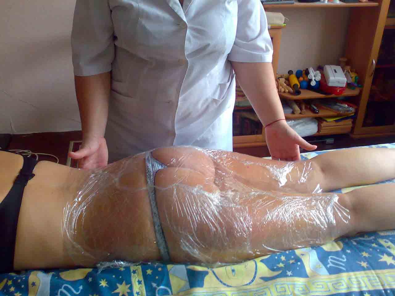лимфодренажное обертывание