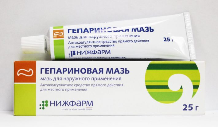 Гепариновая мазь от морщин - рецепты, отзывы