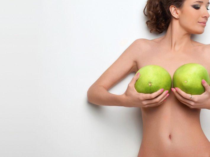 как увеличить грудь в домашних условиях7