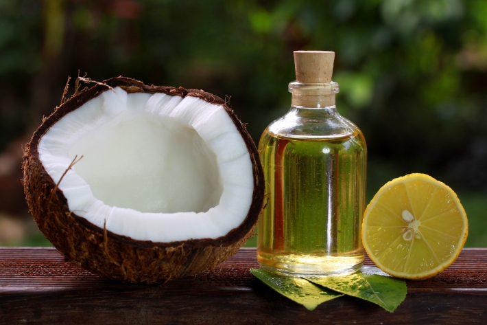 кокосовое масло для волос1