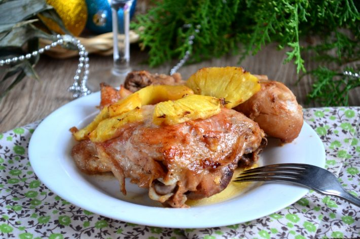 лучшие рецепты курицы в духовке2