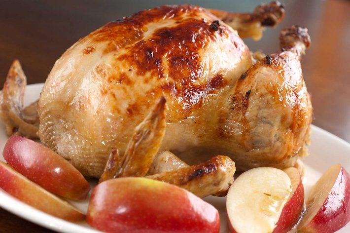 лучшие рецепты курицы в духовке3