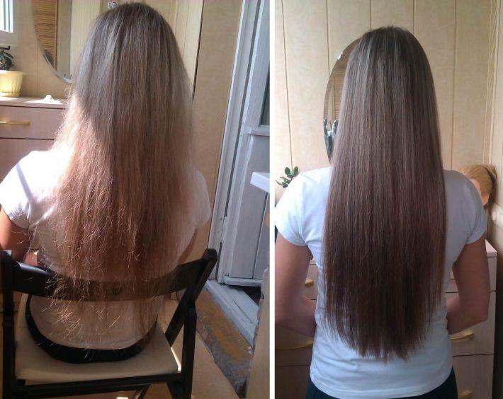 желатин для волос5