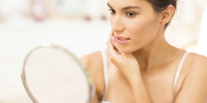 Косметическое масло для лица от морщин для жирной кожи