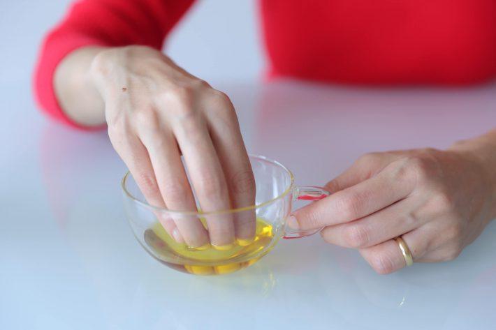 Касторовое масло с содой от грибка ногтей